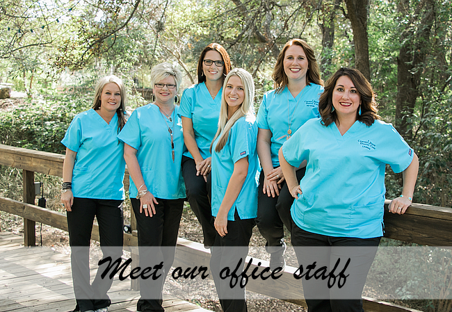 Central Texas Dental Care Office Staff